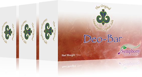 Deo-Bar - Family Pack