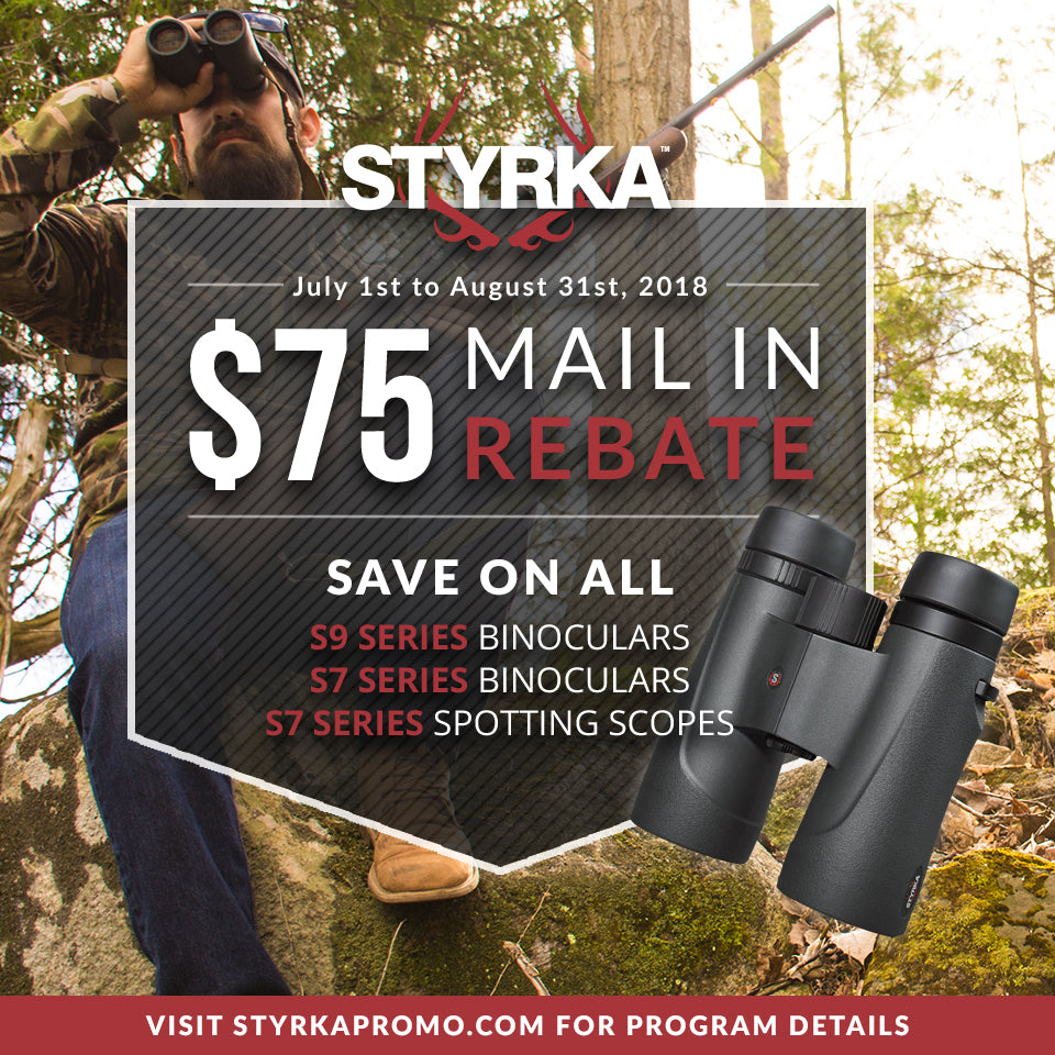 Styrka Summer Rebate