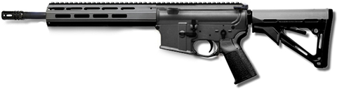 Modular Railed Rifle (MRR)