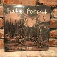 Hate Forest - Sorrow LP