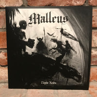 "Malleus - Night Raids 12"" Single"