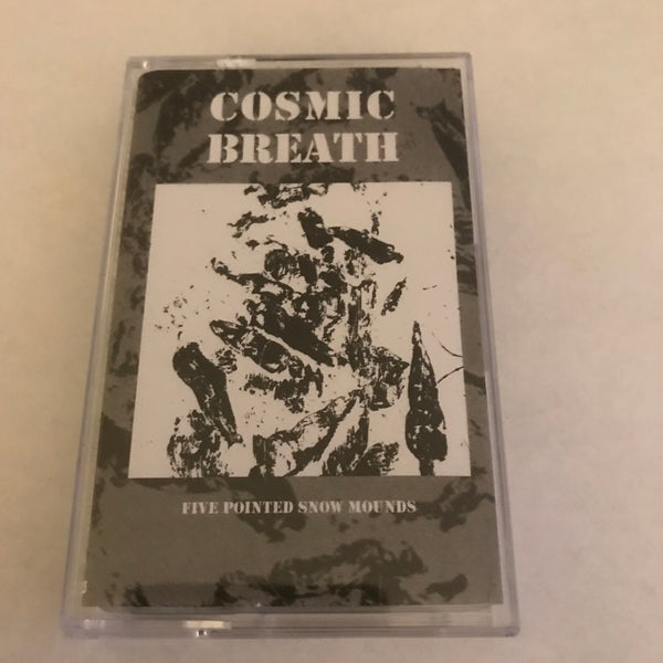 Cosmic Breath - Five Pointed Snow Mounds CS