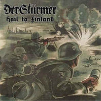 Der Sturmer -  Hail To Finland CD