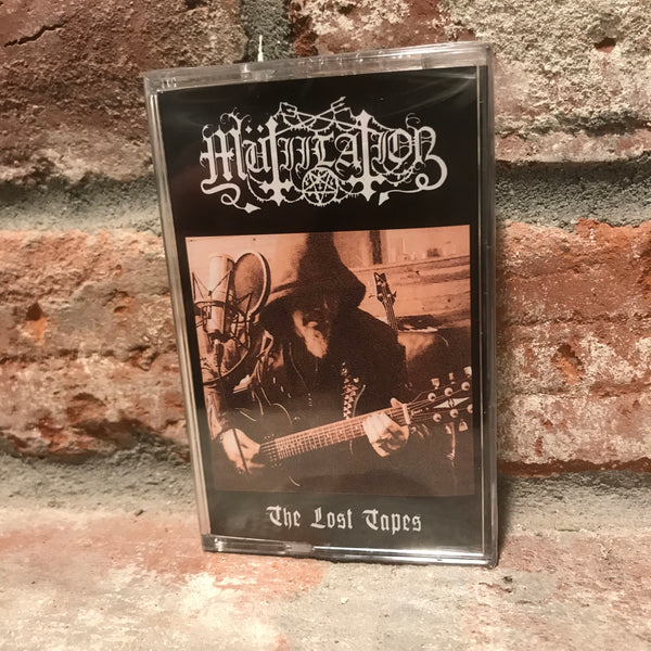 Mutiilation - The Lost Tapes CS