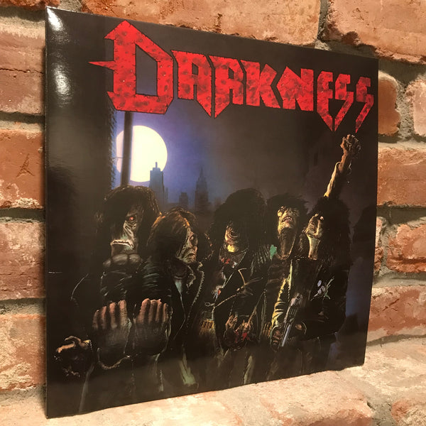 Darkness - Death Squad LP