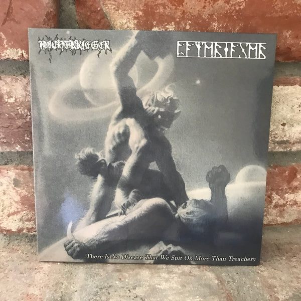 Nachtkrieger/Panzerjager - There Is No Disease That We Spit On More Than Treachery 7""