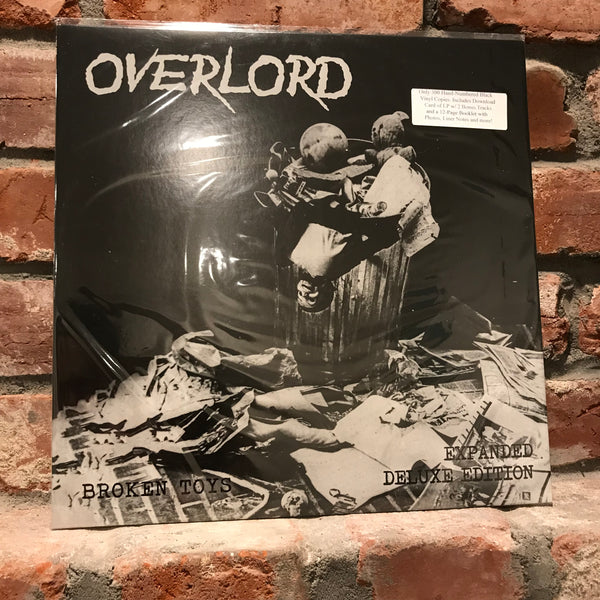 Overlord - Broken Toys LP