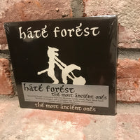 Hate Forest - The Most Ancient Ones CD