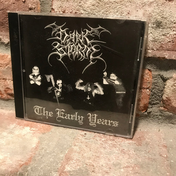 Dark Storm - The Early Years CD