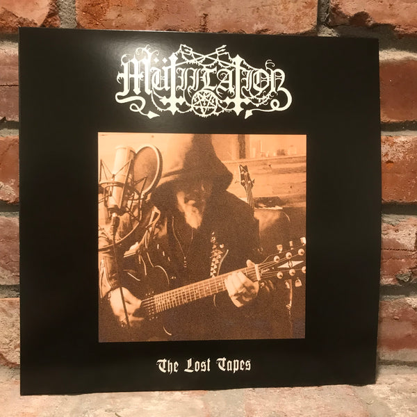 Mutiilation - The Lost Tapes LP