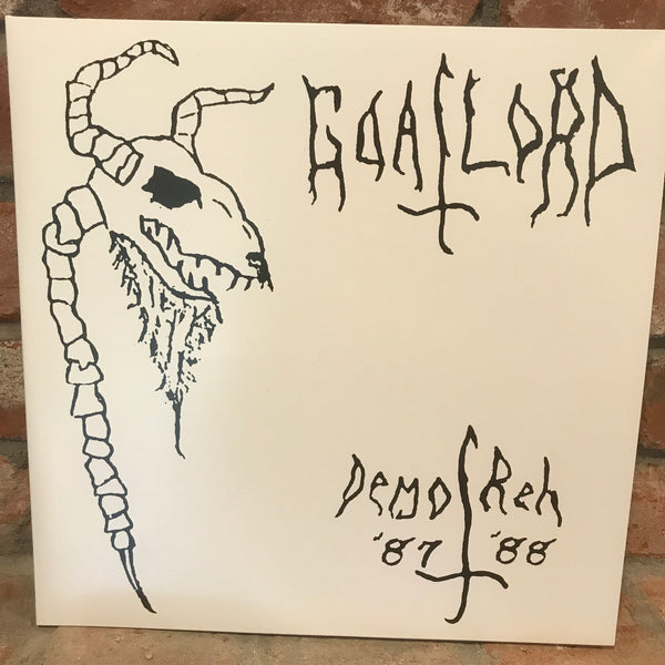 Goatlord - Demos 2LP (Die Hard)