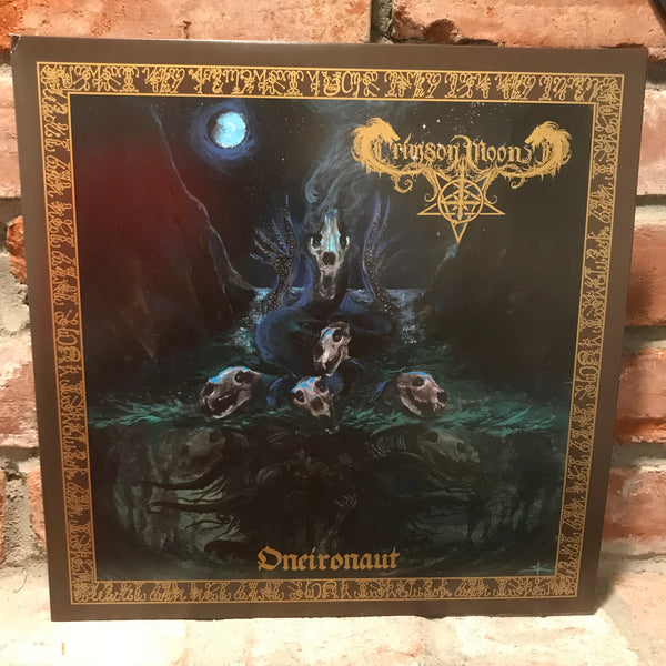 Crimson Moon - Oneironaut 2LP