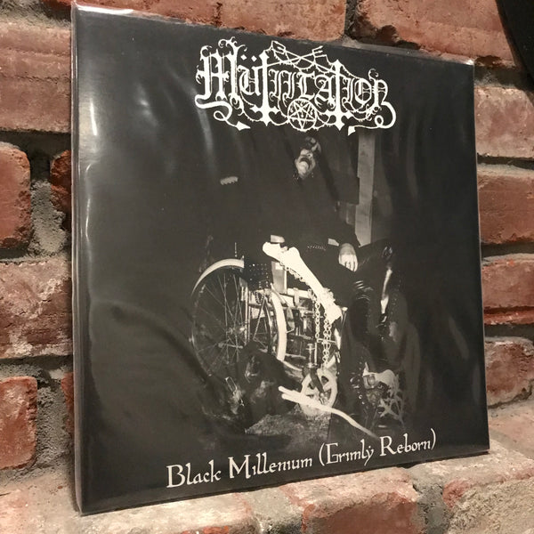 Mutiilation - Black Millenium (Grimly Reborn) LP