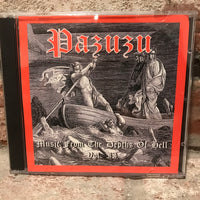 Pazuzu - Music From the Depths of Hell Vol ll 2xCDr