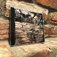 Hrafnskald - The Means of Barbarity CD