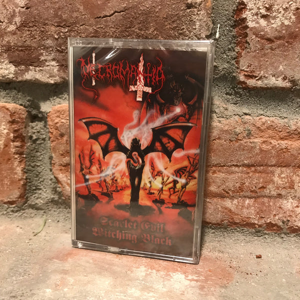 Necromantia - Scarlet Evil Witching Black CS