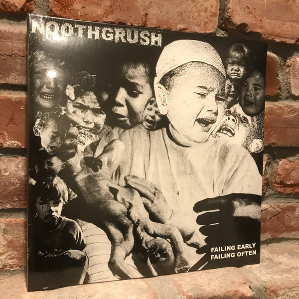 Noothgrush - Failing Early, Failing Often 2LP