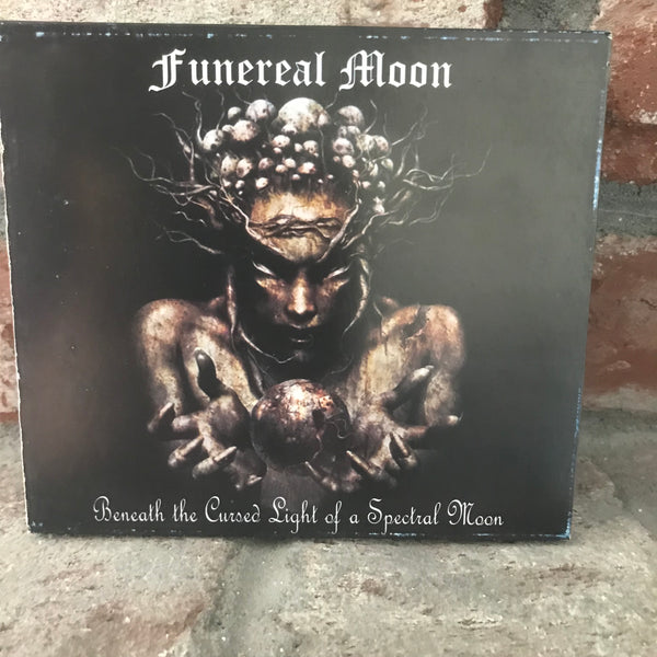 Funereal Moon - Beneath The Cursed Light of a Spectral Moon CD