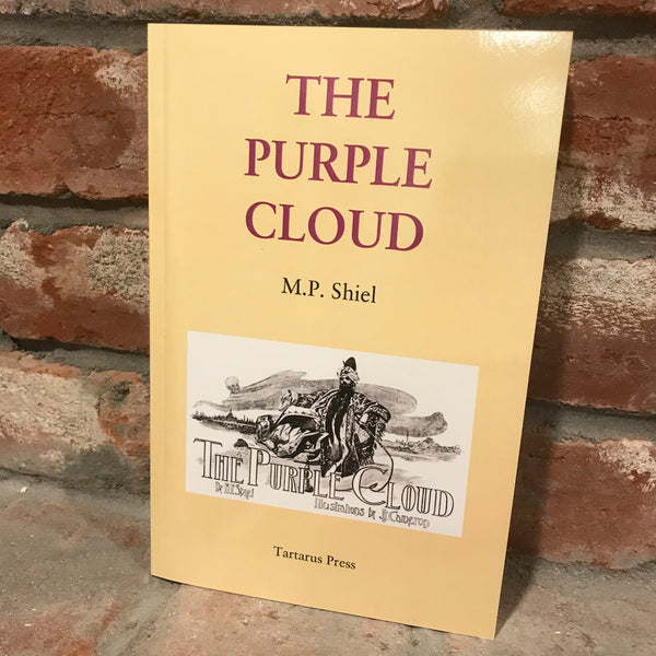 The Purple Cloud - By M.P. Shiel