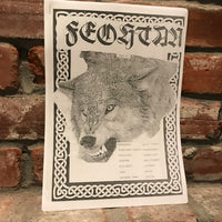 Feohtan - Issue #2