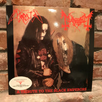 Morbid / Mayhem - A Tribute to the Black Emperors LP