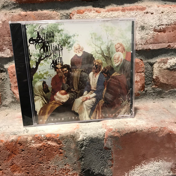 Grand Belial's Key ‎– Mocking The Philanthropist CD