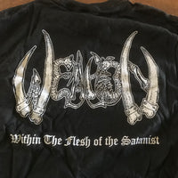 Weapon - Within the Flesh of the Satanist LARGE TSHIRT