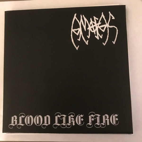 AMOFAS - Blood Like Fire 7""