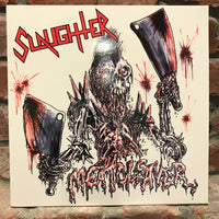Slaughter - Meatcleaver LP
