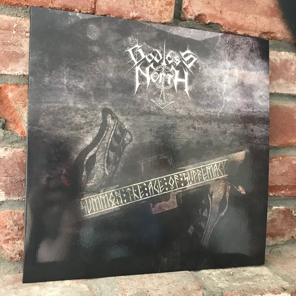 Godless North ‎– Summon the Age of Supremacy LP