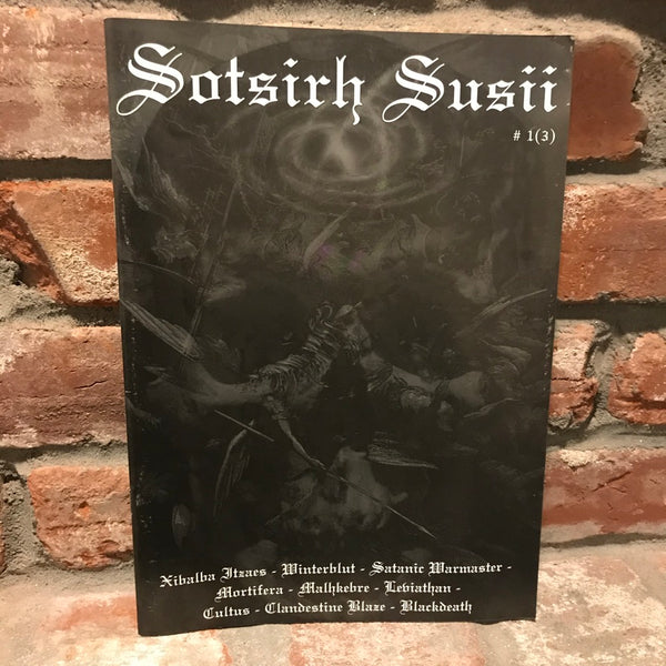 Sotsirh Susii - Issue #3