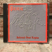 Pazuzu - Infernal Iron Legion CDr