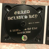 Grand Belial's Key - A Witness to the Regicide CD