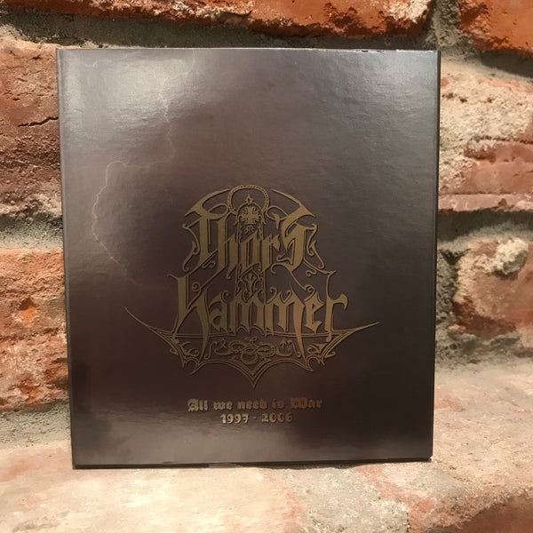 Thor's Hammer - All We Need Is War 5CD