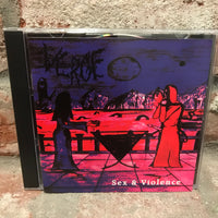 Verge - Sex and Violence CD