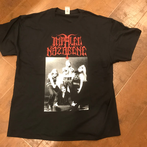 Impaled Nazarene - Christ Is The Crucified Whore TS