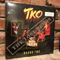 TKO ‎– Round Two: The Lost Demos LP