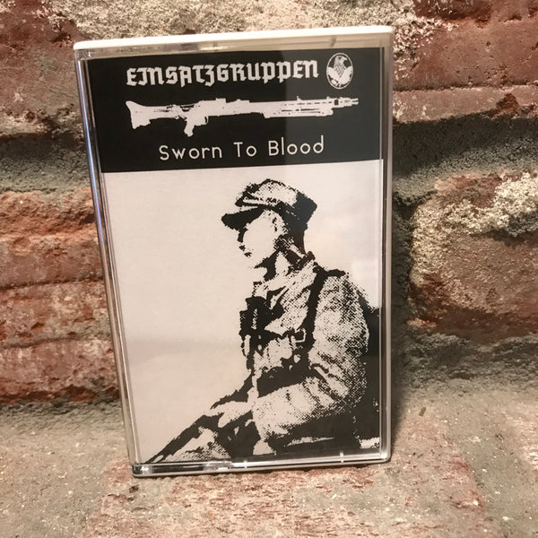 Einsatzgruppen - Sworn To Blood CS
