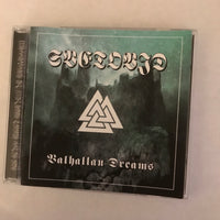 Svetovid  - Valhallan Dreams CD