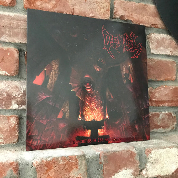 Denial - Catacombs of the Grotesque LP