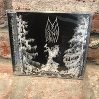 Ensom Skogen / Forgotten Spell / Moonblood - Flammenwut / Aesthetics of the Necromantic Manifestation / The Unholy CD