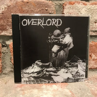Overlord - Broken Toys CD