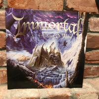 Immortal ‎– At The Heart Of Winter LP