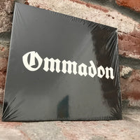 Ommadon / Legion Of Andromeda ‎– Crumbling Existence CD