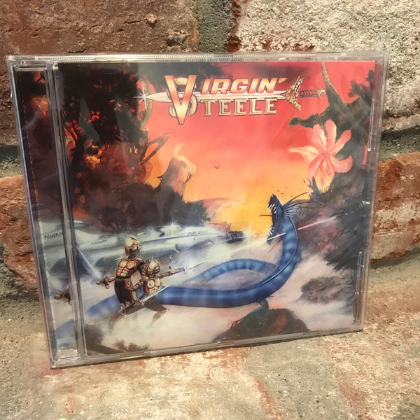 Virgin Steele - S/T CD
