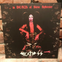 Death SS - in Death of Steve Sylvester  (Color Vinyl) 2LP