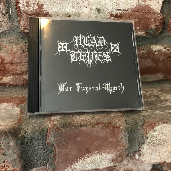 Vlad Tepes - War Funeral March CD