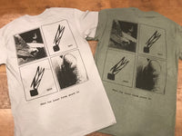 Bone Awl - The Lowest Road T shirt