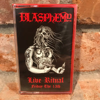 Blasphemy - Live Ritual Friday the 13th CS