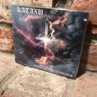 Kataxu - Hunger of Elements CD